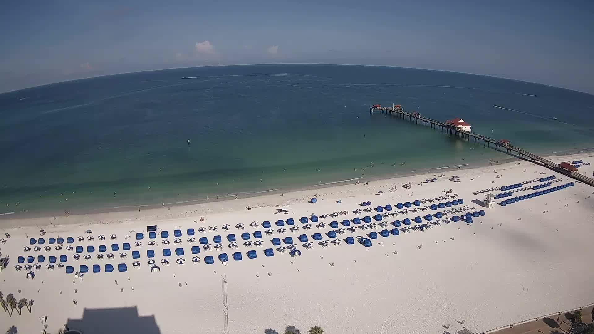 Clearwater Beach Live Webcam